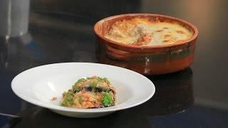 مسقعة بالبشاميل و الجبنة القريش | مطبخ 101 حلقة كاملة