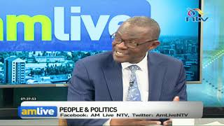 It is unfair to term Uhuru, Ruto, Raila masters of double speak - Cheruiyot || AM Live