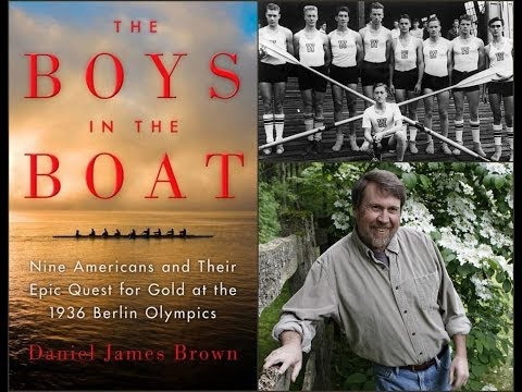 Daniel James Brown, Author of The Boys in the Boat