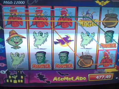 Lucky Halloween Slot Machine - Play Online for Free Instantly