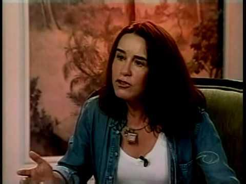 Lucélia Santos no Programa Marcia Peltier Parte 3