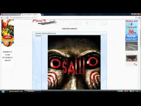 how to download Saw game
