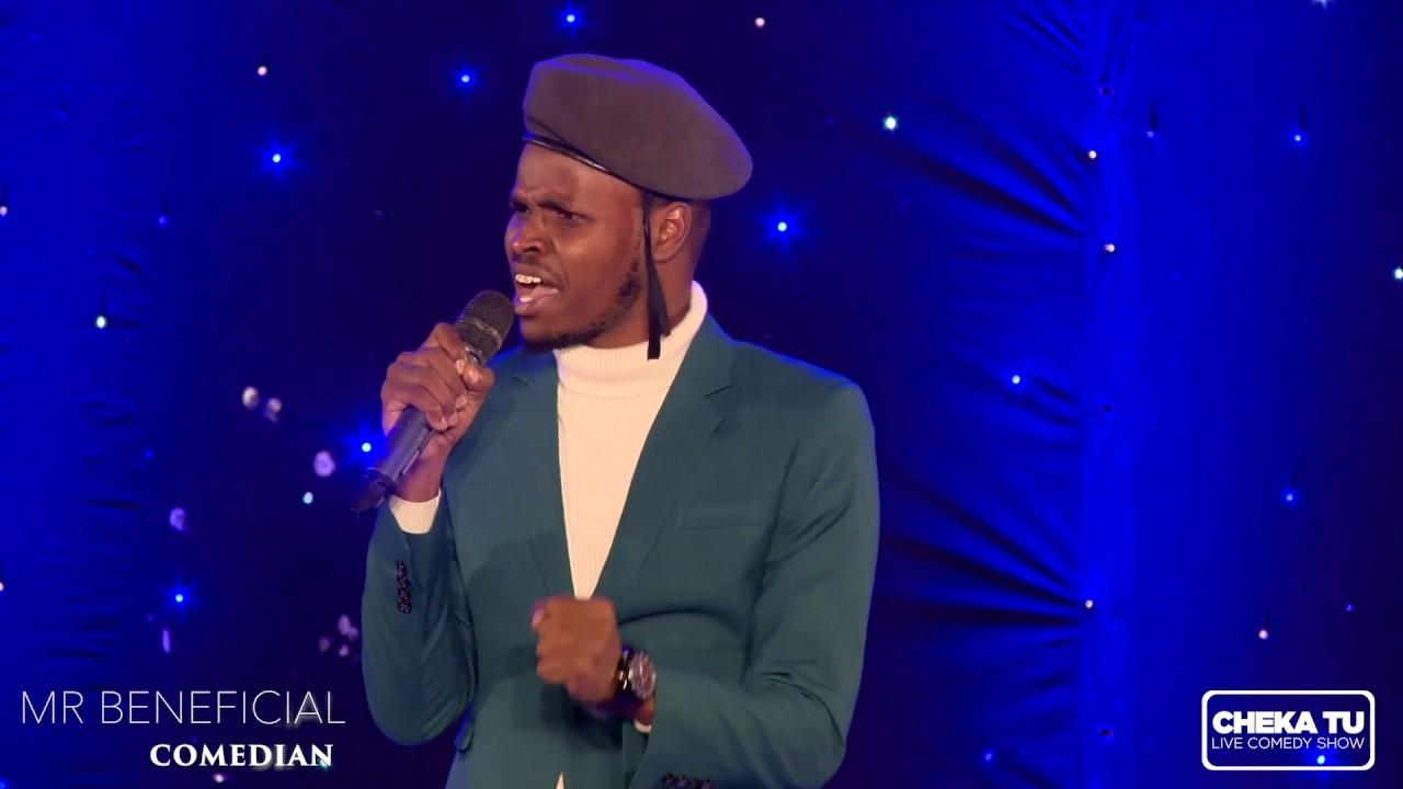 Download Mr Beneficial kwenye stage  African Edition  CHEKA TU