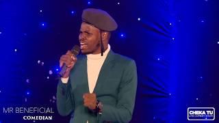 Mr Beneficial kwenye stage| African Edition| CHEKA TU