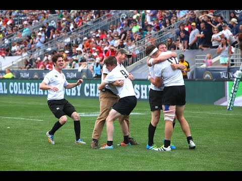 2017 Collegiate Rugby Championship | NSCRO 7s National Championship