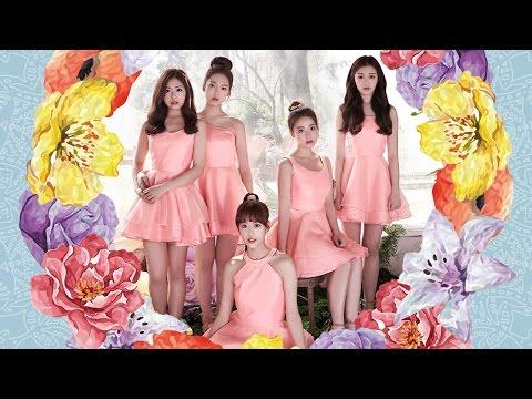 [Rom/Han Lyrics] APRIL (에이프릴) - 팅커벨 (Tinker Bell) [에이프릴(APRIL) 2nd Mini Album 'Spring']