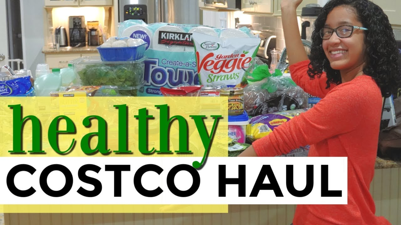 c9f19328e06 Grocery Haul   Healthy Costco Haul! - YouTube