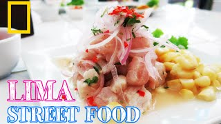 Street Food 2015 ✓ Lima Street Food – Peruvian (Food Documentary)