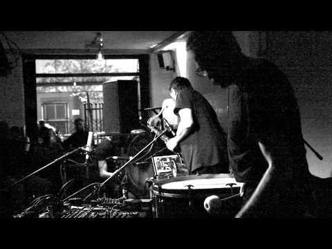 Mark Wastell, John Butcher, Burkhard Beins @ Cafe OTO, London UK (April 2014)