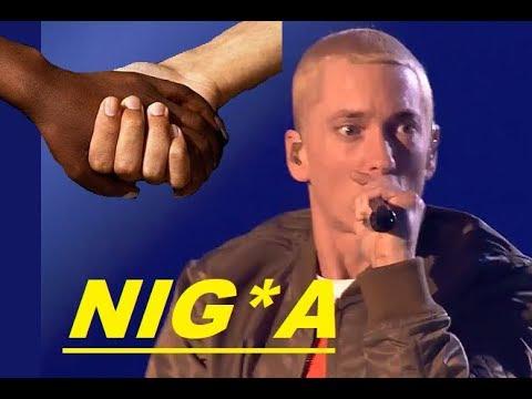 Quando Eminem disse NIGGA e offese una Donna Nera