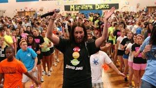 Deep Run High School teacher's dance marathon offers students 'life-changing' experience