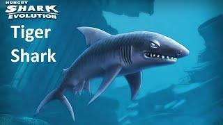 видео Секреты прохождения игры Hungry Shark Evolution (Хангри Шарк Эволюшн): боссы и крабы