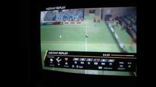 FIFA 2012 PS2 severe glitch