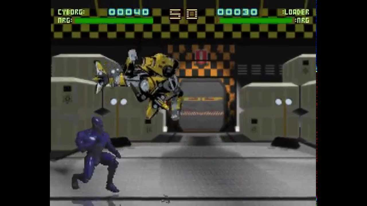 Rise of the Robots Longplay (SNES) [50 FPS]