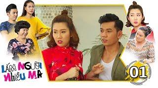 Lắm Người Nhiều Ma - Tập 1 | Phim Sitcom Hài Việt Nam [FULL HD] Thúy Ngân, Hữu Tín, Nhi Katy