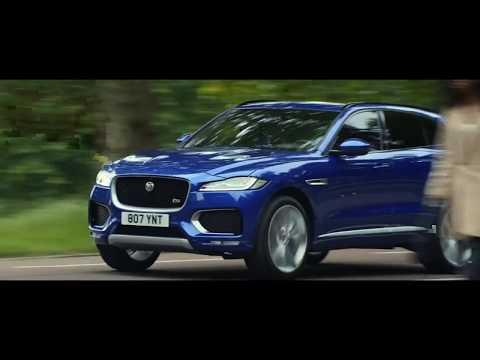 Jaguar F-PACE – The Pack