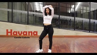 Havana Camila Cabello ft. Young Thug | Brinn Nicole Choreography  | Dance Cover By Sara - GR
