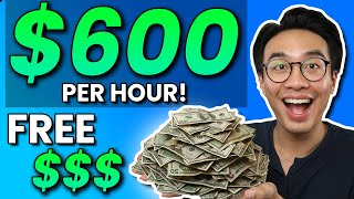 5 Easy Ways T๐ Make FREE MONEY ONLINE FAST From Home