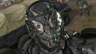 Metal Gear Solid 5 The Skulls 3rd Encounter Boss Fight 1080p 60fps