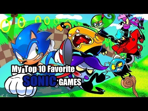 Top Ten Best And Worst Sonic Games: Software Free Download