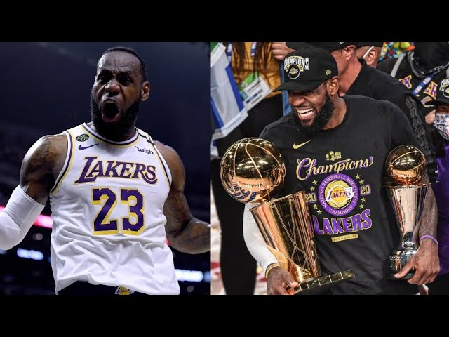 "NBA ""Old Goat LeBron James shocks the World"" Moments"