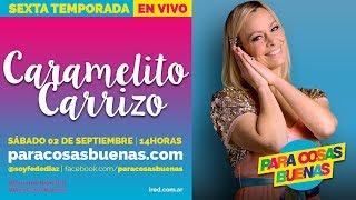 CARAMELITO CARRIZO - NOTA 02-09-2017