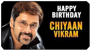 """Chiyaan vikram"" Celebrates his ""50th Birthday"" 17th April...! - Tamilgossips"