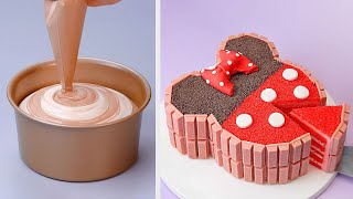 Fancy Beautiful Cake Decorating Ideas | Amazing Cake Decorating Tutorials You'll Love | So Tasty