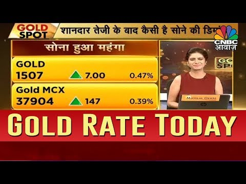 सोना हुआ महँगा, Gold & Silver Rates Today, Commodity Market Update