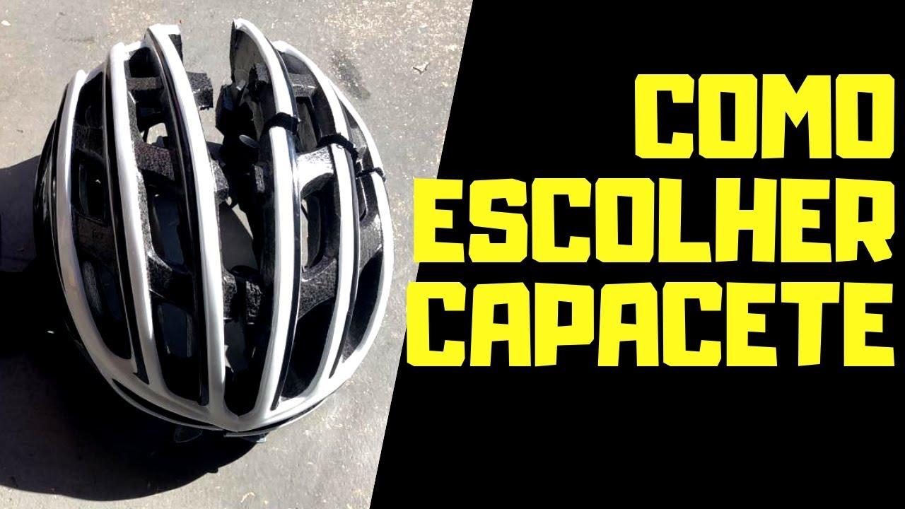 Como Escolher CAPACETE de Ciclismo e Cuidado com FALSIFICADOS