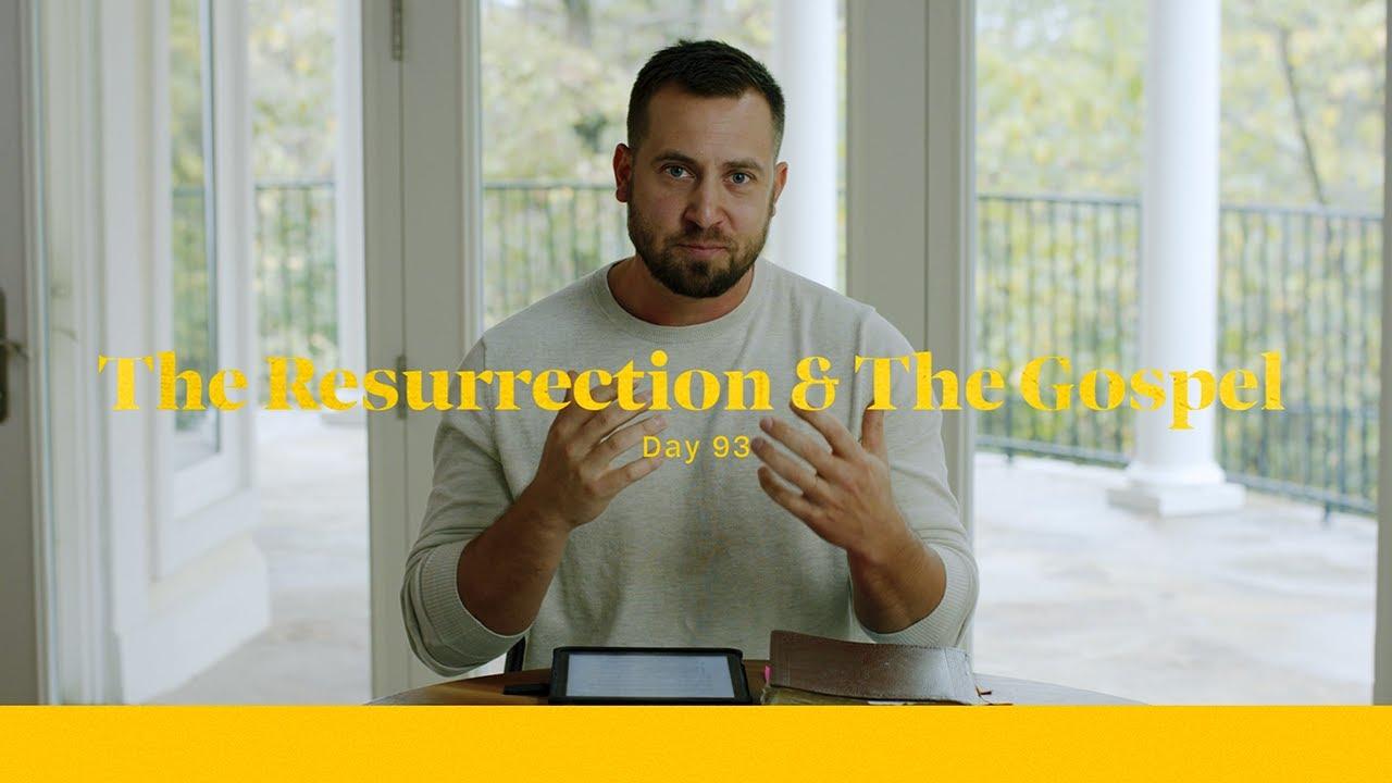 The Resurrection & the Gospel