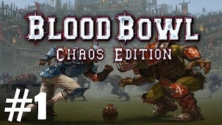 Blood Bowl   Chaos Edition   Story Mode   #1