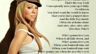 Mariah Carey - Clown (karaoke instrumental)