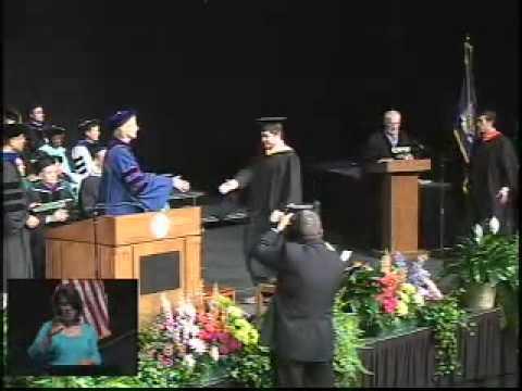 SUNKU VENKATA DEEPAK'S _BU_Graduate_Ceremony_OF_Bi...