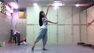 玉井杏奈得意ジャンル、『踊ってみたものの』