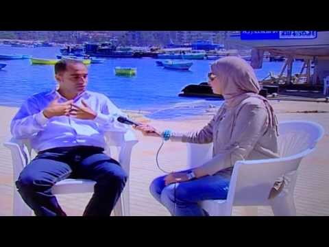TV Interview on Future of Egypt Tourism
