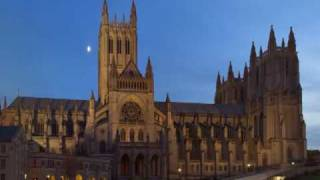National Cathedral (Episcopal Church) - Vocal w/Organ Accompaniment
