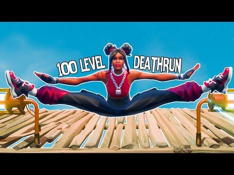 100 LEVEL DEATHRUN
