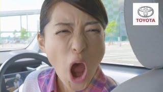 2013年 トヨタ ポルテ「ケンカもスルー」篇 自動車CM コマーシャル 新型...