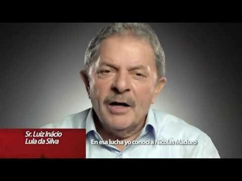 Psicopata Lula - Maduro é a Venezuela que Chávez Sonhou