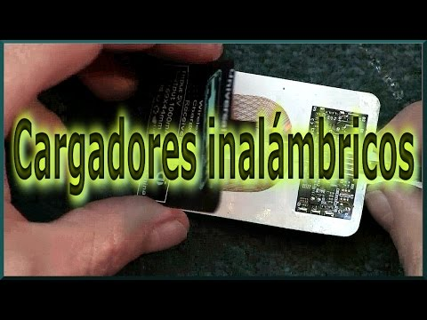 Cargadores inalámbricos (Wireless chargers)