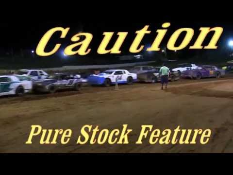Lots Of Wrecks Pure Stock Feature 10-8-16