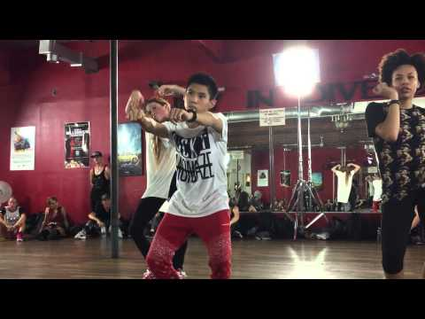HOTEL/Kid Ink ft. Chris Brown-Nika Kljun Choreography