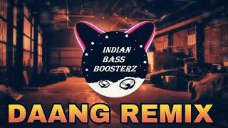 Daang Remix (BASS BOOSTED) | Mankirt Aulakh | Raj Kin