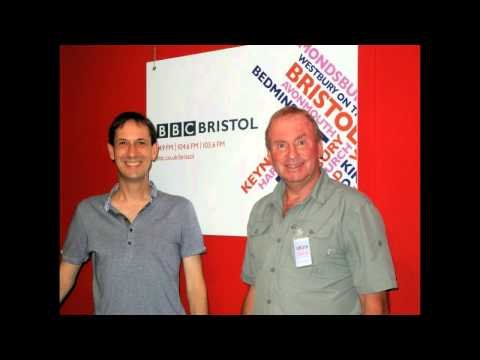 Steve Yabsley interview - BBC Radio Bristol - 9 August 2013