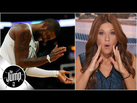 Rachel Nichols mocks 'Celtics are in trouble' takes  The Jump
