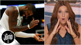 Rachel Nichols mocks 'Celtics are in trouble' takes | The Jump