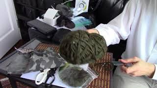 Creating Wool Roving/Top from Spun Yarn