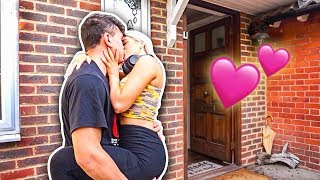 SURPRISING MY BOYFRIEND AFTER 60 DAYS *Emotional*