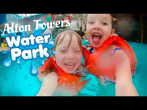 Waterpark in Alton Towers